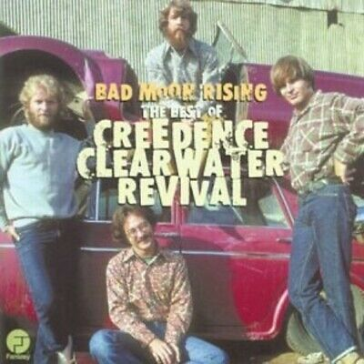 Creedence Clearwater Revival - Bad Moon Rising: The Best of - NEW CD