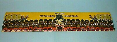 Milton Matchless Minstrels Player Piano Accessory