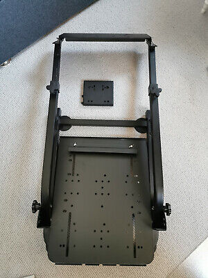 GT Omega Steering Wheel stand PRO For Logitech G29 Racing Wheel PS4 and PC.Used