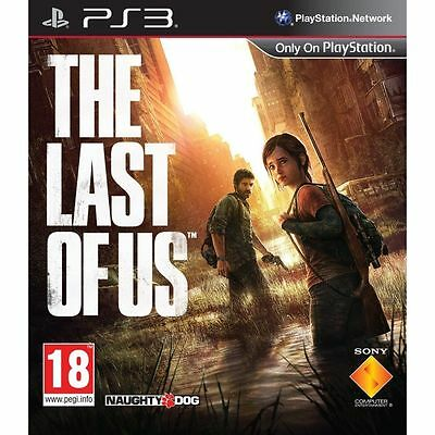 Playstation 3 Exclusive - The Last of Us - PS3 Game **Same Day Dispatch**