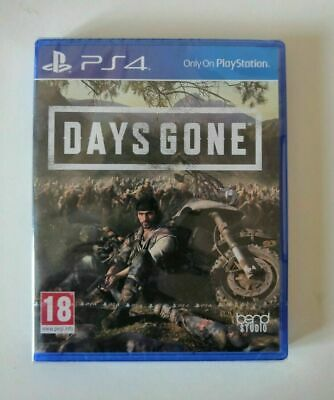 [New/Sealed] Days Gone PS4 SAME DAY Dispatch [Order By 3pm]