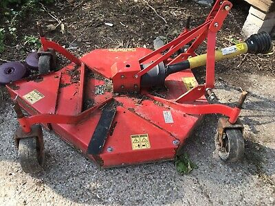 Topper Mower For Tractor