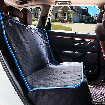 LETTON Dog Car Seat Covers Protector, Simple Installation & Easy, Middle Seat Be