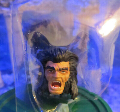Marvel Legends 2019 FERAL WOLVERINE HEAD Loose Unmasked Weapon X Custom Piece