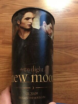 The Twilight Tumblers New Moon and Eclipse Movie Collectible Cup 2009
