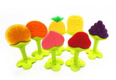 Baby Teething Toys for Newborn for boys or gril Infants Freezer Safe BPA Free