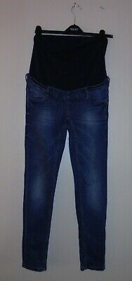 Ladies Stylish Maternity Jeans Over The Bump Size 1Or - Red Herring