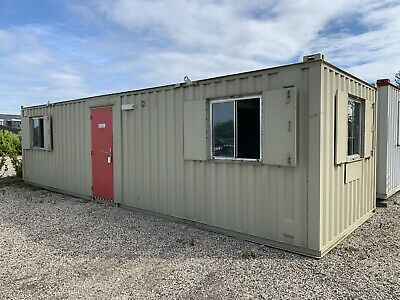 32ft Office Portable Site Cabin