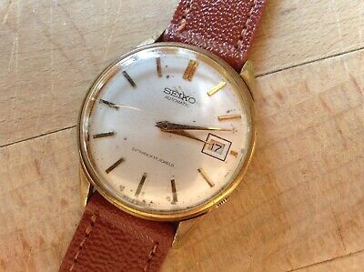Seiko Gents Automatic Watch 7625-1990