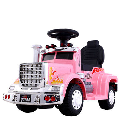 Ride On Cars Kids Electric Toys Car Battery Truck Childrens Motorbike Toy Pink R