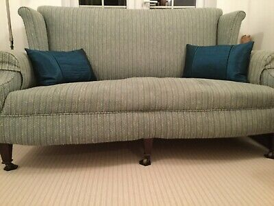 Antique Two to Three Seater Settee
