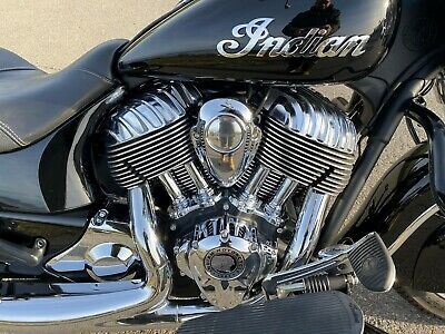 Indian Chief Springfiled
