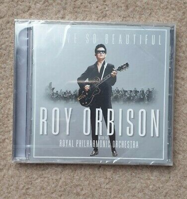 New Roy Orbison and the Royal Philharmonic Orchestra : A Love So Beautiful CD