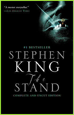 The Stand Complete and Uncut with Illustrations By Stephen King (E-B𐌏𐌏K 📩)🥇