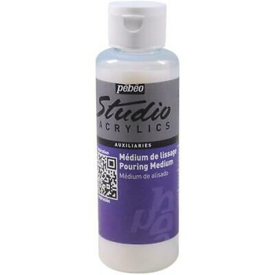 Pebeo Studio Acrylic Pouring Medium 250ml