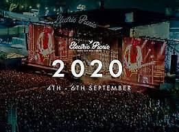 Weekend Electric Picnic Ticket