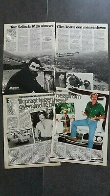 tom selleck magnum clippings