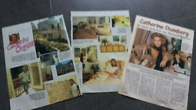 clippings  Catherine Oxenberg