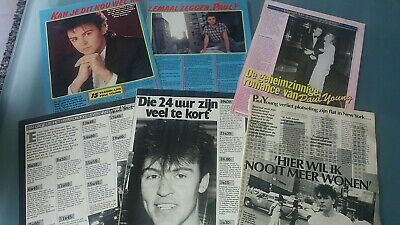 paul young  clippings
