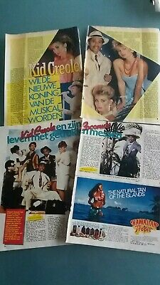 kid creole & the coconuts   clippings