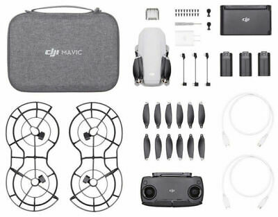 DJI Mavic Mini Fly More Combo Drohne plus Extras wie NEU