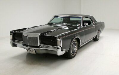 1969 Lincoln Continental Mark III traight Black Panels/Luxury Interior/460ci V8 Power/Excellent Condition Overall