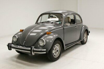 1977 Volkswagen Beetle Coupe Graphite Gray Respray/1585cc Fuel Injected 4 Cylinder/Reliable Daily Driver