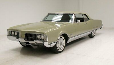 1968 Oldsmobile 98 Convertible Beautiful Willow Gold/Original 455ci/Showroom Interior/Low Mileage Example