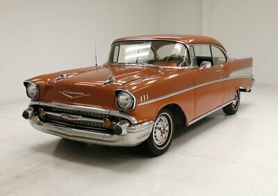 1957 Chevrolet Bel Air  Excellent Interior/Mirror-Like Trim/Newer 350ci V8/Lots of Engine Upgrades
