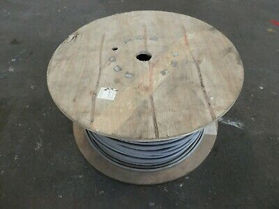 Approx 300m - 4 core 1.0mm grey YY electrical cable