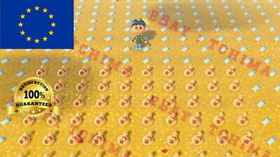 Animal Crossing New Horizons Bells / Nook Miles Tickets NMT (Choose your amount)