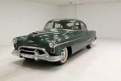 1950 Oldsmobile 98 Futuramic 26,357 Original Miles/Perfect Respray/Original Interior/303.7ci Rocket V8