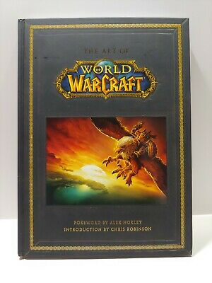 The Art of World of Warcraft - Blizzard Art Book - no longer available!