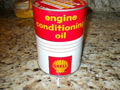 Shell Engine Conditioning Oil 1 Qt.can.
