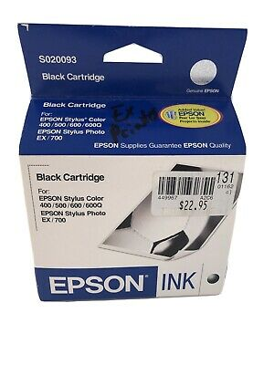 Epson Black Ink Refill Cartridge For Epson Stylus Series Printers