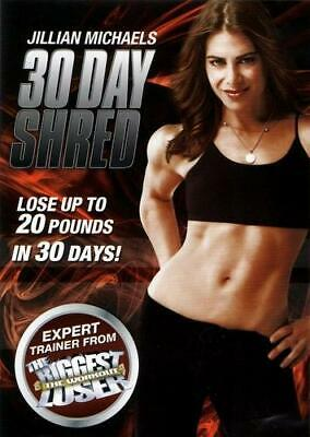Jillian Michaels 30 Tag Spur (DVD / 2007)