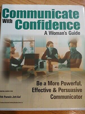 Pamela Jett-Aal: Communicate with Confidence
