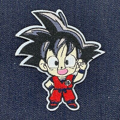 """Frieza Dragon Ball Z Embroidered Iron//Sew ON Patch Cloth Applique 3/"""" x1.5"""""""