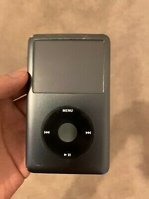 Ipod Classic 7th Gen With Modification