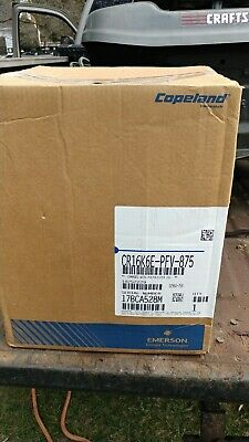 R22 Copeland Recipricating Compressor Cr16K6E-Pfv-875  208-230/1 16,000Btu