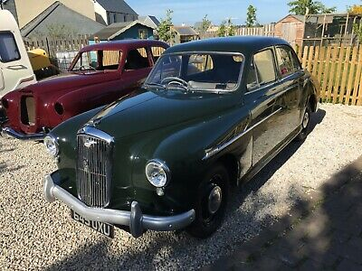1955 Wolseley 4/44 Classic Car, Tax and MOT Exempt Green Project