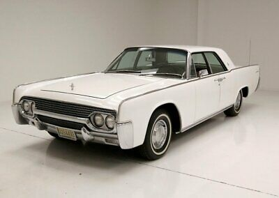 1961 Lincoln Continental Sedan New Leather Interior Excellent Paint/Chrome 430ci V8 Engine