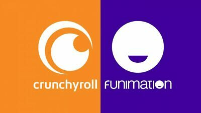 Crunchy Roll & Funimation Anime Drama Manga 1 Year Premium Private Subscription