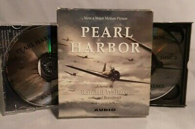 Pearl Harbor by Randall Wallace CD, Abridged