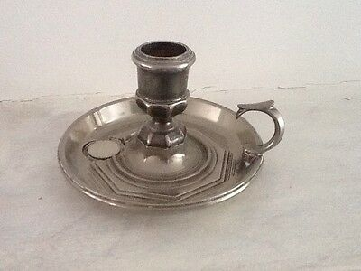 Antique Chamber Candle Holder
