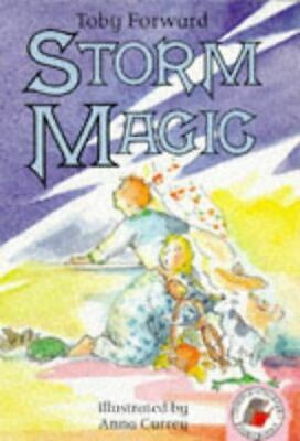 Very Good, Pb Storm Magic(Story Books) (Yellow Storybooks), Currey, Anna, Paperb