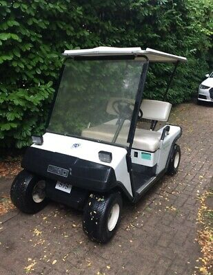 Splendida Golfcar Ezgo GOLF CAR ELETTRICA