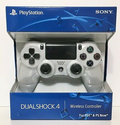 White Ps4 Wireless Controller Dualshock for Sony Playstation 4