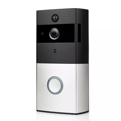 US Ring Video Doorbell Wifi 1080P HD Wireless Camera Monitor with Night Vision s