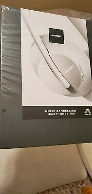 Brand new Sealed Bose Headphones 700 Silver Wireless Noise Cancelling Headphones